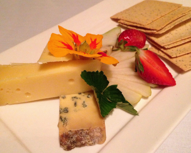 Montfort's Cheese platter